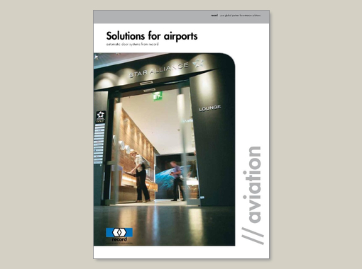 record – automatic door systems // aviation
